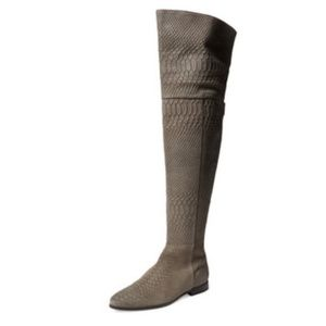 Seychelles Continent Over the Knee Boot